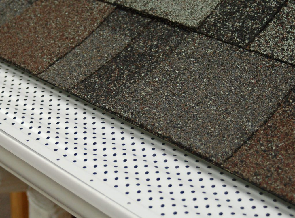 How homeowners should clean the gutters?